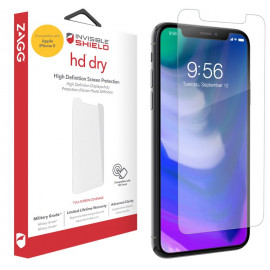 InvisibleShield HD Dry iPhone X