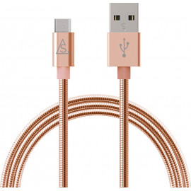 Smartline Rose gold edition micro usb 1m